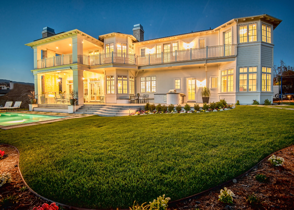 East Coast Coastal Colonial - Structure Home - Los Angeles Home Builder