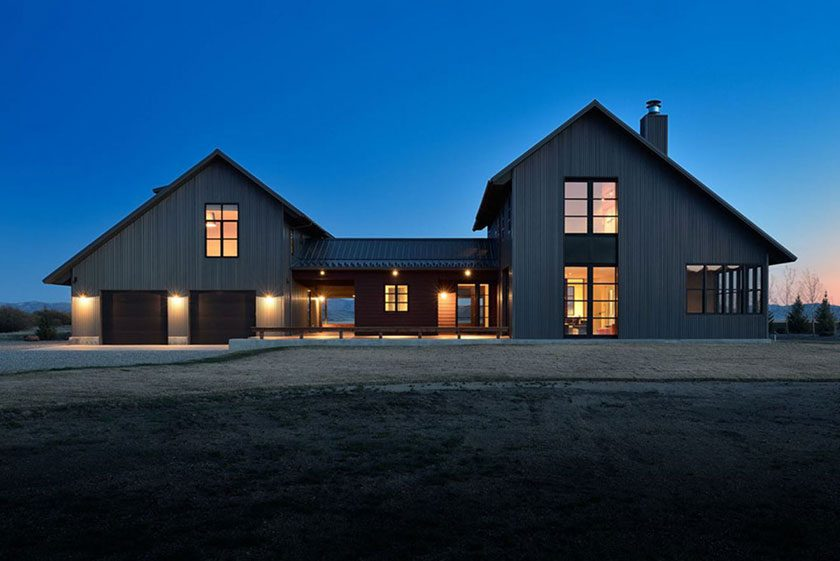 Directions in Design and Lifestyle – Contemporary Farmhouses