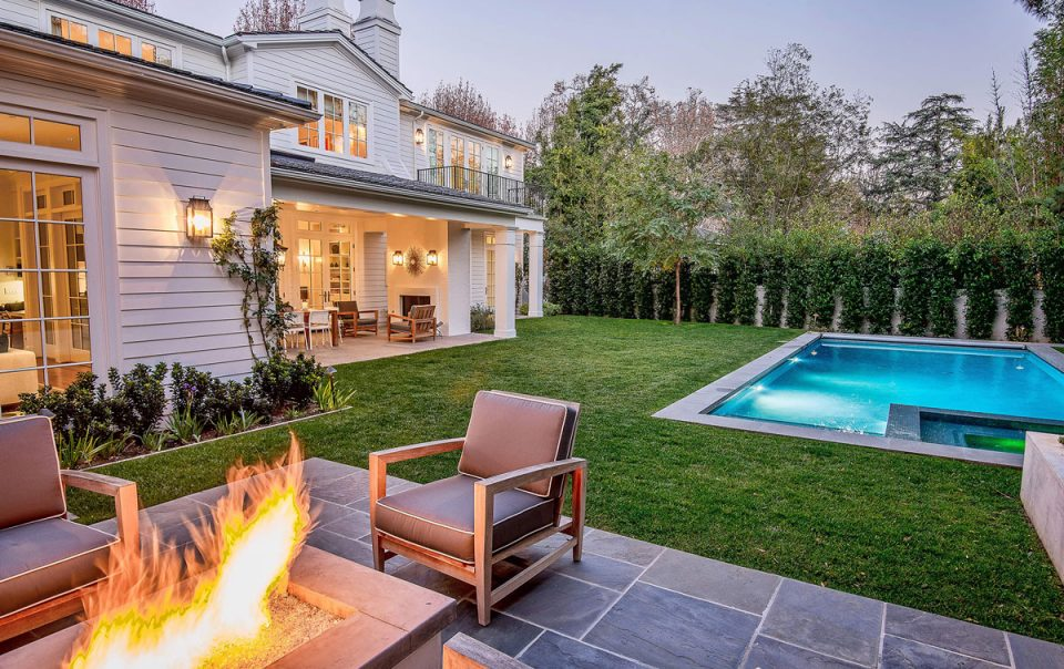 Architecture Style - Classic California Georgian Colonial Home Design - Structure Home Los Angeles