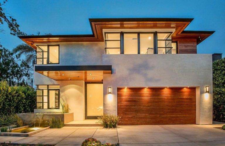 Contemporary Modern Transitional Home Design - Structure Home Los Angeles