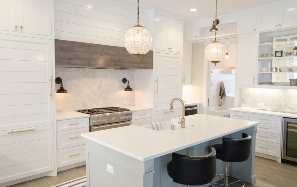 Luxury Home Amenities Chef's kitchen