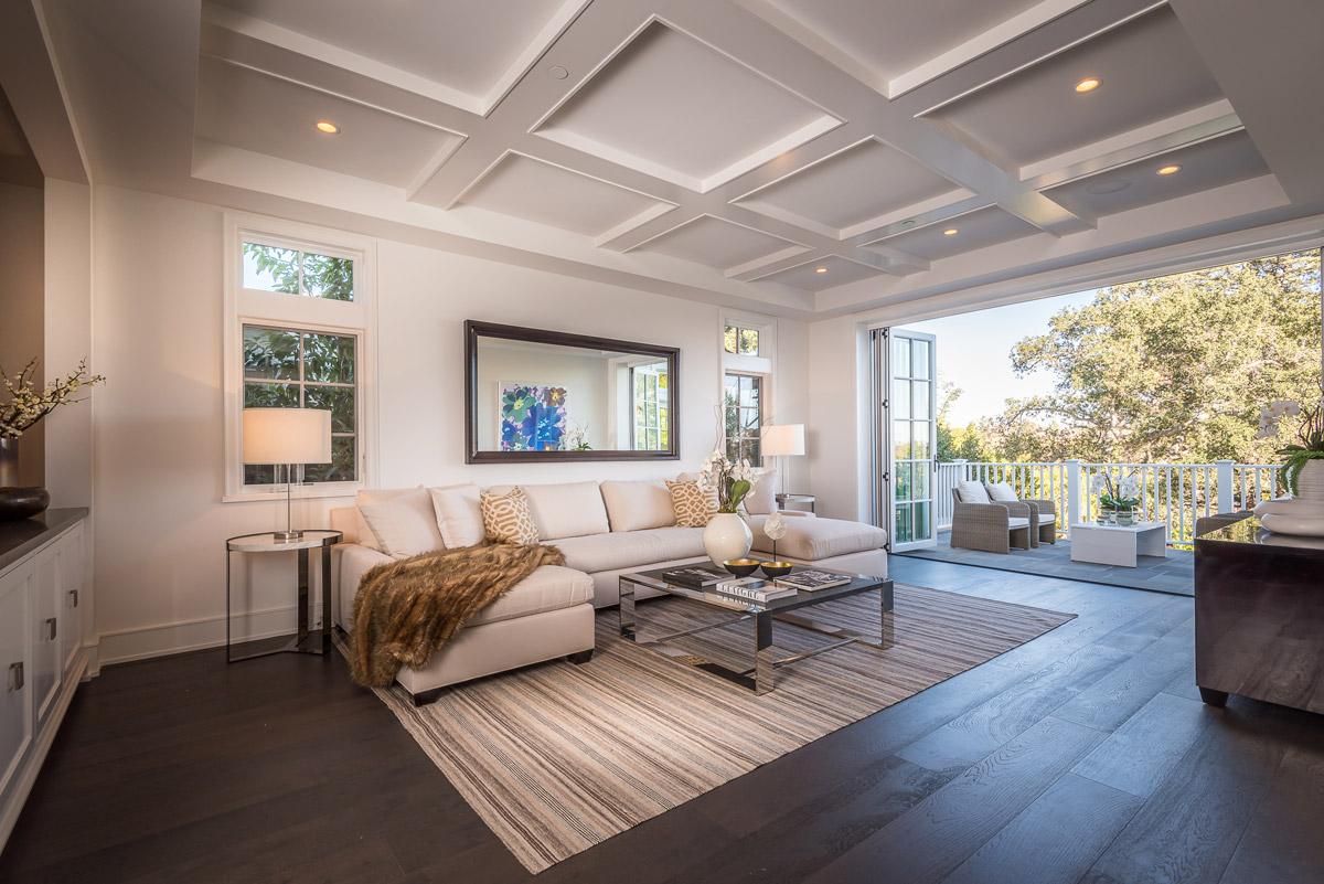 Coastal Shingle Side Home Design