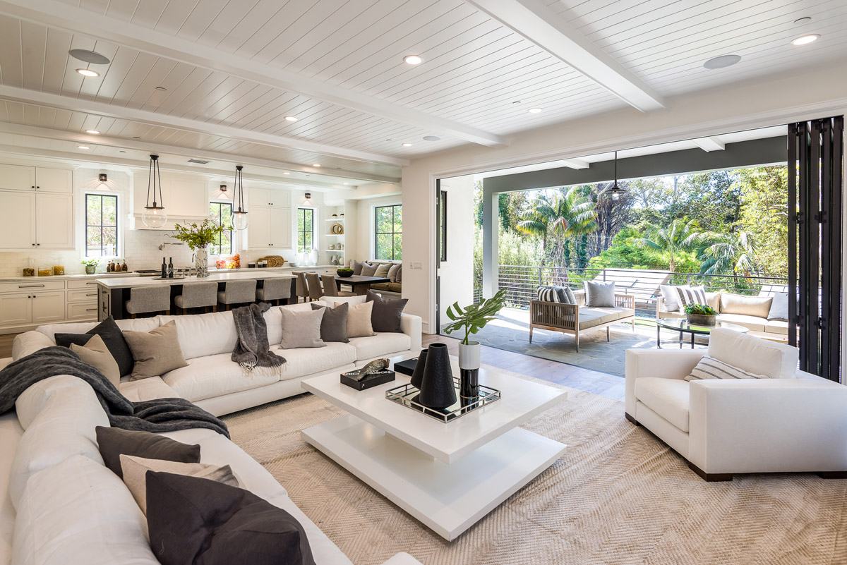 Contemporary Farmhouse Home Design Structure Home Los Angeles